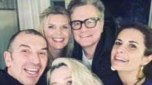 Colin Firth and Wife Livia Spend New Year's Eve Together Amid Split