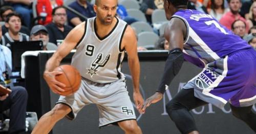Basket - NBA - La nuit des Frenchies : Tony Parker et Timothé Luwawu-Cabarrot en forme