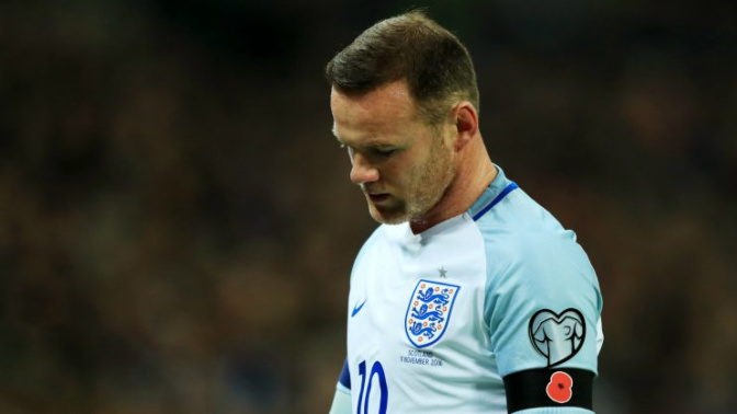 Southgate tells Rooney: You're not finished as an England player