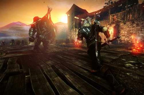 Deja Review: The Witcher 2: Assassins of Kings Enhanced Edition (Xbox 360)