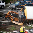 Fatal New Jersey School Bus Crash Occurred After Bus Driver Made an Illegal U-Turn: Report