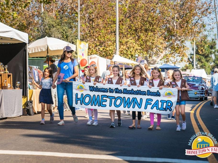 "Even though the 48th Annual Manhattan Beach Hometown Fair isn't taking place as usual, there's still plenty you can do online and eat in town this weekend to have a ""Fair"" or ""unFair"" experience."