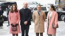Royaler Besuch in Schweden: Die schönsten Bilder von Herzogin Kate und Prinz William