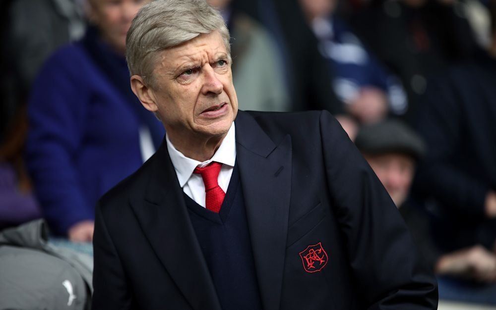 Arsene Wenger is yet to reveal whether he will be at Arsenal next season - PA Wire/PA Images