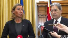 EU says encouraging trade with Iran is crucial to nuke deal