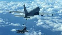 Trentamila ore di volo per i Kc-767A del 14mo stormo AM