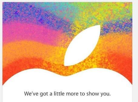 Apple October 2012 Event Metaliveblog