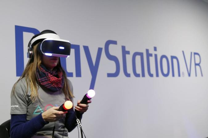 PlayStation VR is a few games away from being ready for prime time