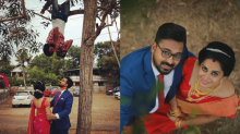 Meet Vishnu, the Kerala Photographer Who Shot to Fame By Hanging Upside Down From a Tree