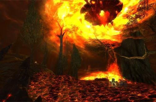 One Shots: Raining hellfire