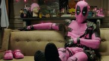 Ryan Reynolds rocks pink Deadpool suit for cancer