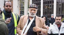 Regent's Park prayer leader returns to mosque hours after being stabbed in neck