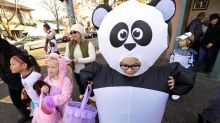 Trick or treating and haunted houses are banned in Los Angeles because of COVID-19