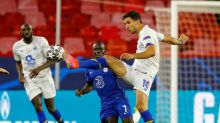 Soccer-Grujic completes move to Porto from Liverpool