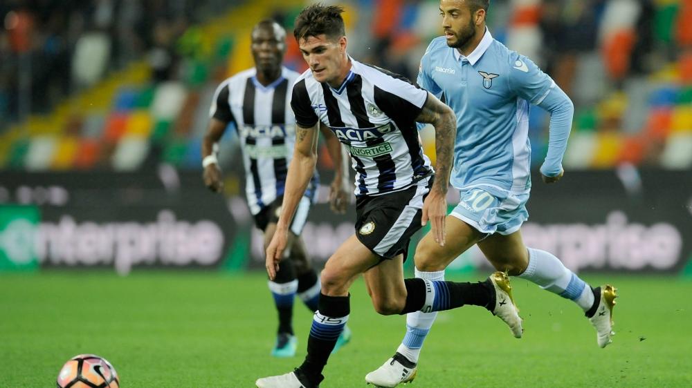 Torino-Udinese, le formazioni ufficiali: Acquah e Perica dal 1'