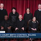 SCOTUS upholds law that allows employers to refuse birth control coverage on religious grounds