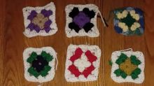 Alzheimer's Patient's Crocheting Shows the Heartbreaking Progression of the Disease