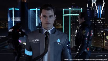 'Detroit: Become Human' makes your choices matter