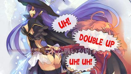 Luminous Arc 2 loves big butts and it cannot lie