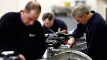 Optimism among business bosses on the up but manufacturing slows