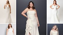 10 dreamy plus-size wedding dresses for every budget