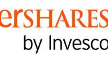 Invesco Announces Reverse Share Split for the PowerShares WilderHill Clean Energy Portfolio (NYSE Arca: PBW)