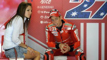 Casey Stoner, la sua Ducati finisce in vendita
