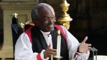 Herzogin Meghans Bischof Michael Curry appelliert an Donald Trump