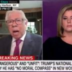 Carl Bernstein says Bob Woodward's revelations about Trump are 'graver than in Watergate'