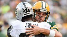 Is Aaron Rodgers hoping James Jones will broker peace between Rodgers, Packers?