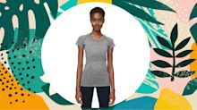 This 'light' and 'breathable' Lululemon tee prevents stink —  and it's on sale for only $48