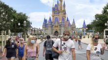 Disney World's last two theme parks reopen to visitors