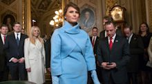 Here's a look at the Fashion Moments of the Inauguration