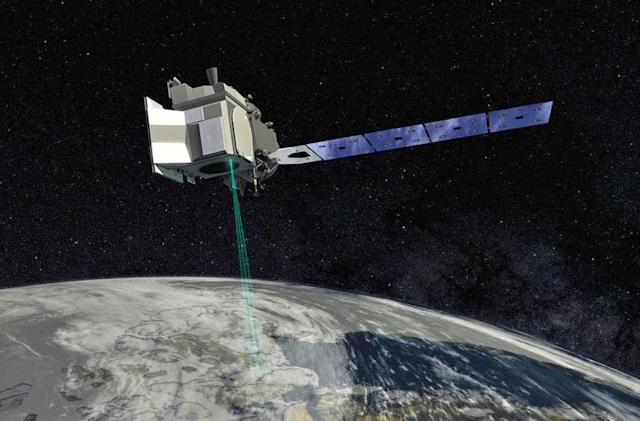 NASA will launch its ice-tracking satellite ICESat-2 on Saturday