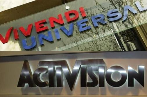 Activision-Blizzard split from Vivendi halted