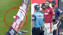 'Game of inches': Glenn Maxwell dudded in final-ball IPL drama