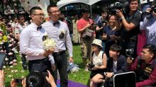 First Same-Sex Marriages Celebrated in Taiwan After Legal Change