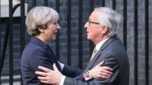 Theresa May was told to call election by EU chief Jean Claude Juncker
