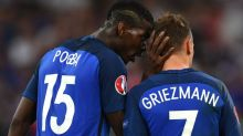 Paul Pogba would be 'happy' to see Antoine Griezmann sign for Manchester City ahead of United
