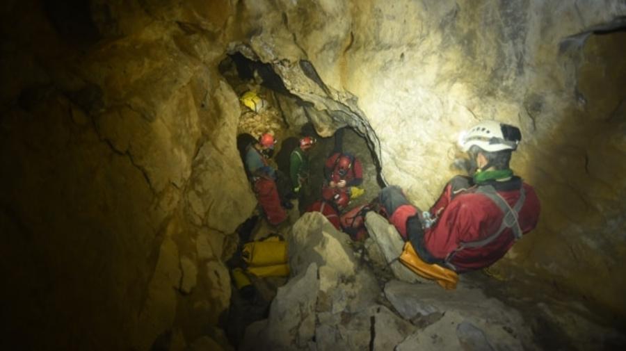 Explorers return to explore Canada's deepest cave