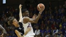 Concerns about heralded freshman's eligibility detract from Kansas' victory