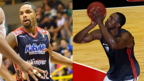 Rivais unidos na festa do basquete nacional