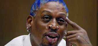 Dennis Rodman makes new claims about Madonna