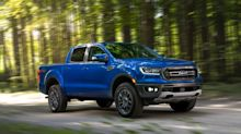 View Photos of the 2020 Ford Ranger