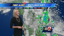 Wet pattern continues through this week