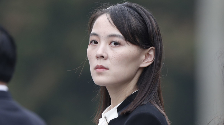 Kim's sister issues warning ahead of planned drills
