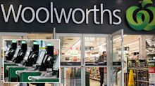 'Total disgrace': Woolworths face boycott threats as more stores go cashless