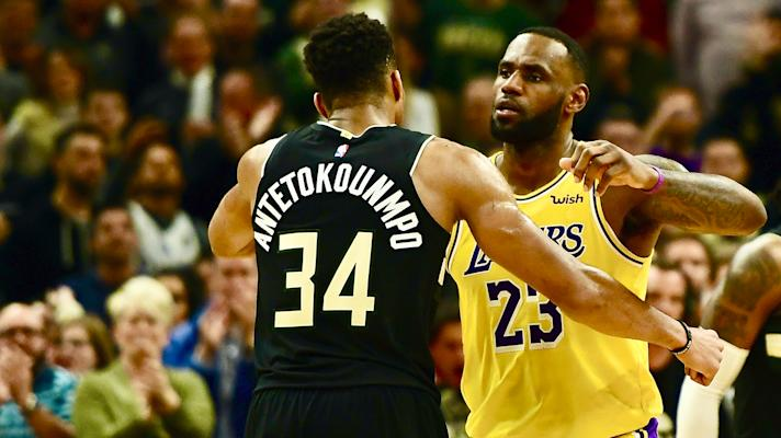 The Rush: Will Giannis form the next Big 3...in Los Angeles?