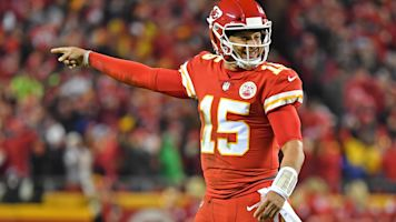 Pro Bowl rosters: Mahomes leads AFC
