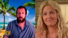 Adam Sandler y Drew Barrymore nos muestran qué fue de sus personajes de '50 primeras citas' en plena pandemia